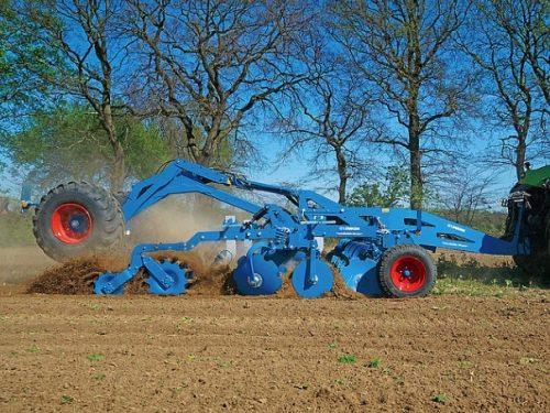 Spracovanie pôdy