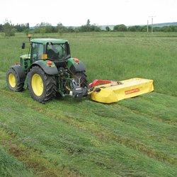 Stroje na zber krmovín